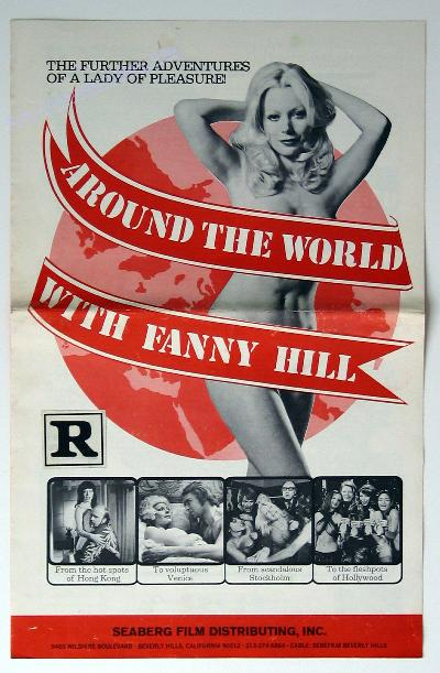 Fanny Hill: Around the World