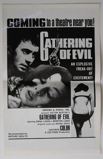 Gathering of Evil