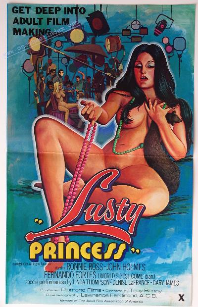 Lusty Princess