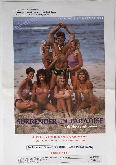 Surrender in Paradise (1984) ' vintage adult movies free download