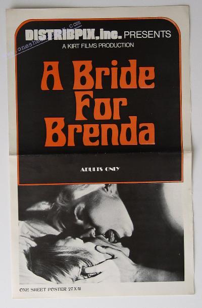 Bride for Brenda