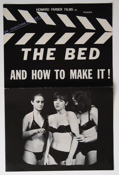 The Bed and How to Make It