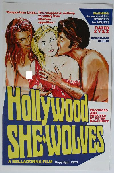 Hollywood She-Wolves