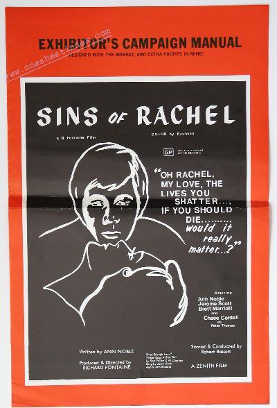 Sins of Rachel