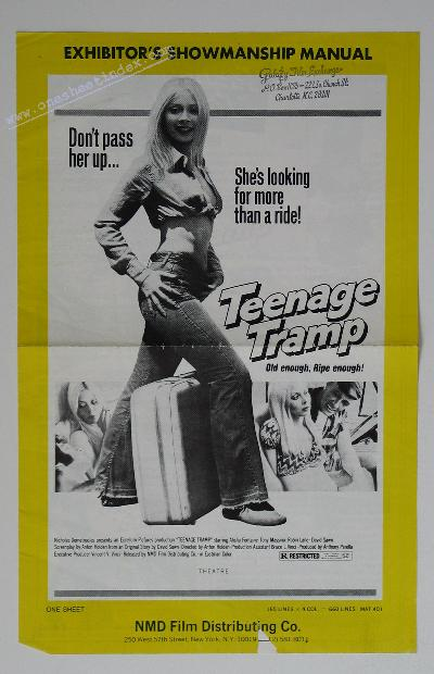 Teenage Tramp