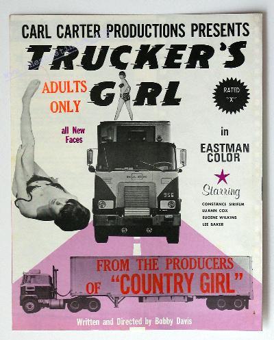 Trucker's Girl