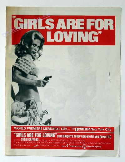 Girls Are for Loving