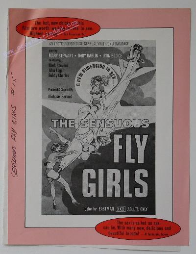Sensuous Fly Girls