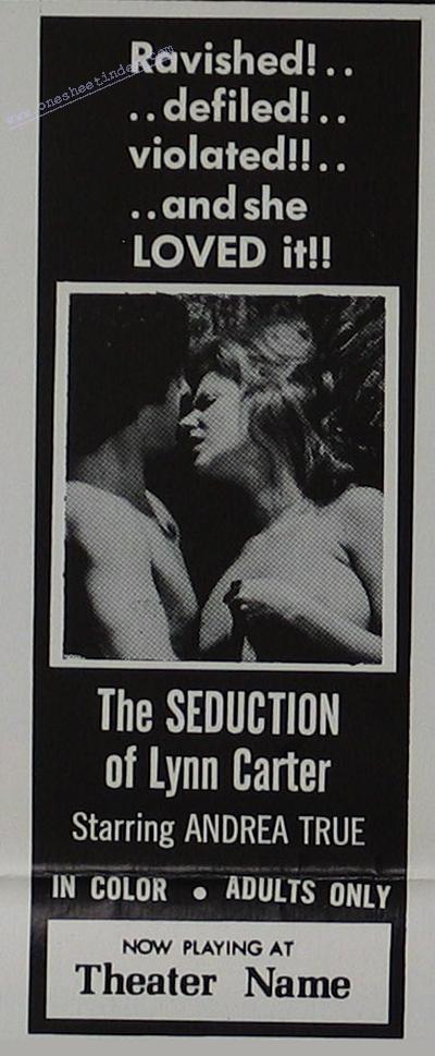 Seduction of Lynn Carter