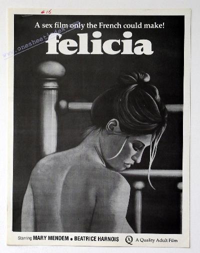 Felicia - French