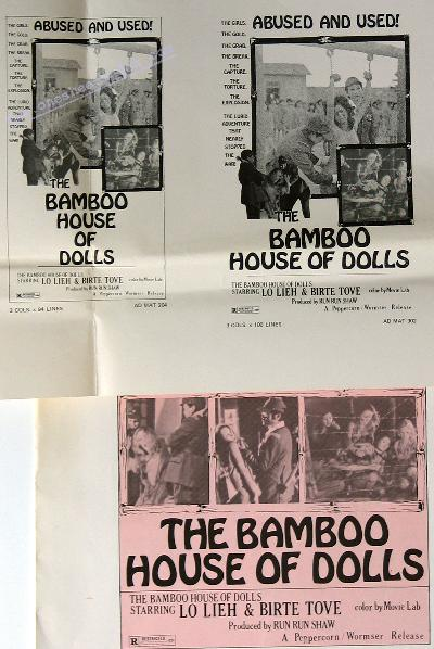 The House of Bamboo Dolls