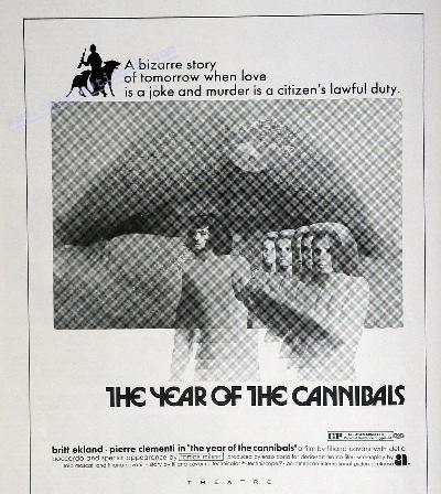 Year of the Cannibals