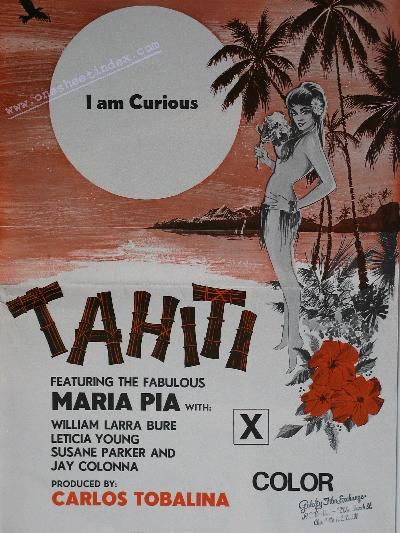 I Am Curious Tahiti