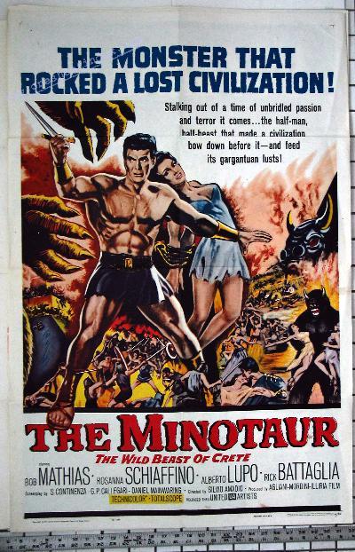 Minotaur: Wild Beast of Crete
