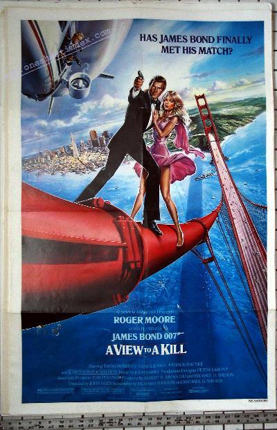 James Bond: View to a Kill