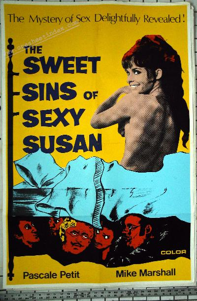 Sweet Sins of Sexy Susan