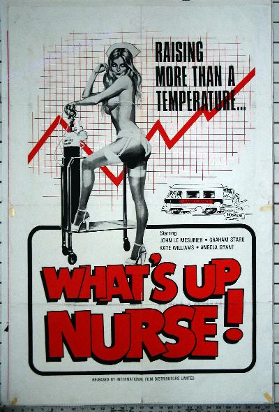 What's Up Nurse