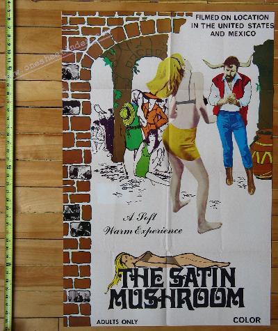 The Satin Mushroom