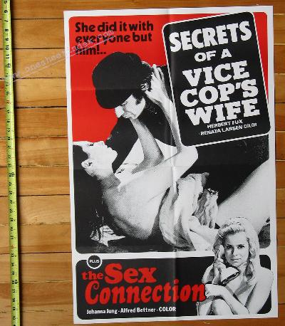 Secret of a Vice Cop's Wife