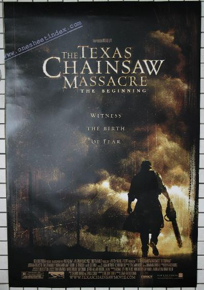 Texas Chainsaw Massacre 2006