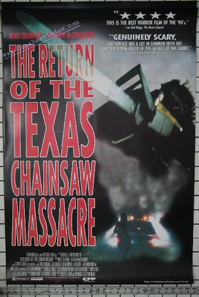 Texas Chainsaw Massacre 1994