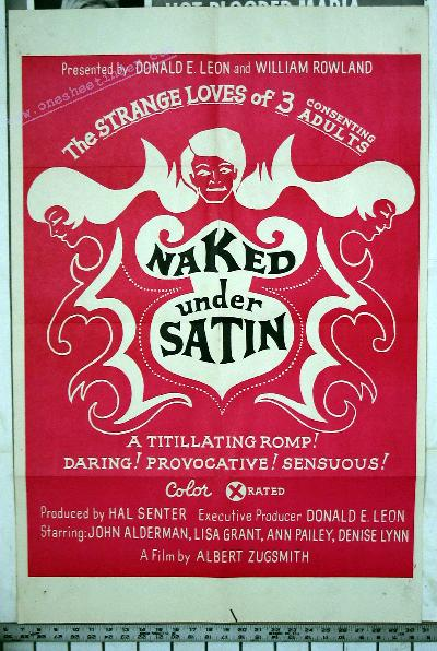 Naked Under Satin