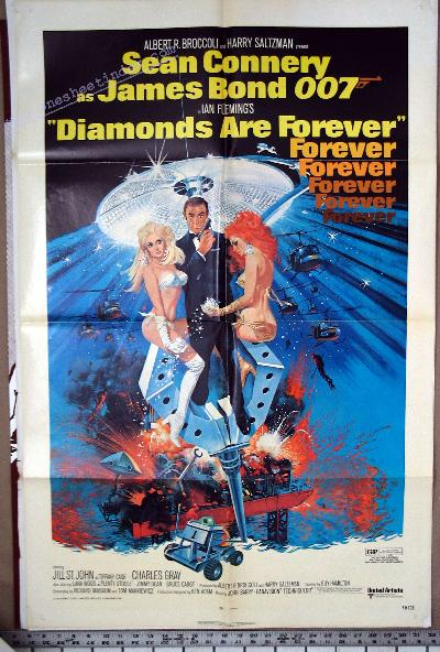 James Bond: Diamonds are Forever