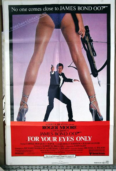 James Bond: For Your Eyes Only