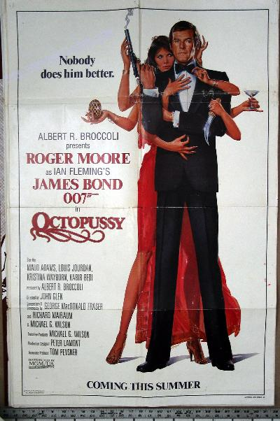 James Bond: Octopussy