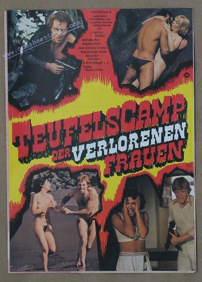 Teufelscamp Der Verlorenen Fraun