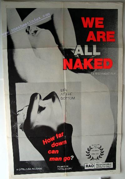 We Are All Naked