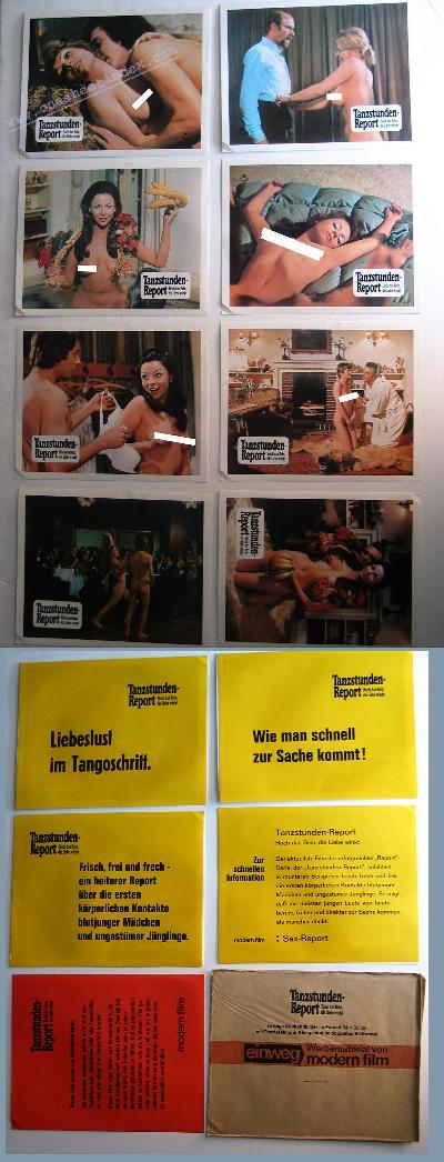 Tanzstunden-Report movie