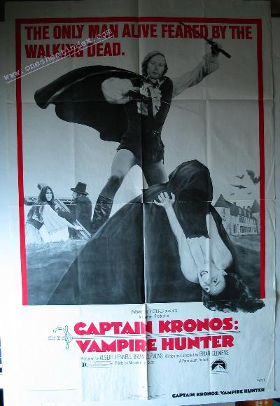 Captain Kronos : Vampire Hunter