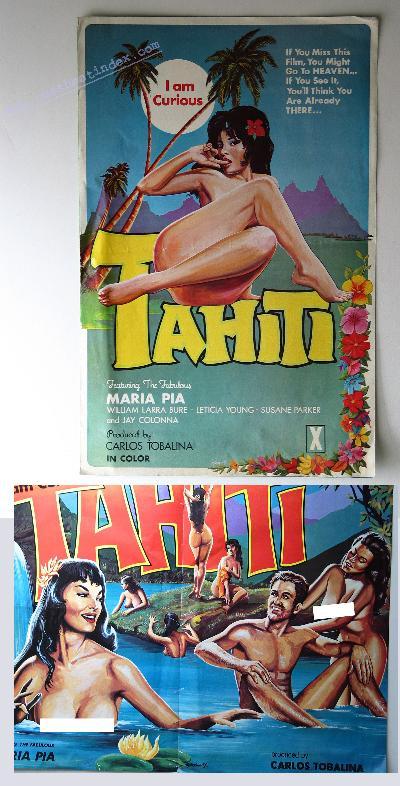 I Am Curious Tahiti