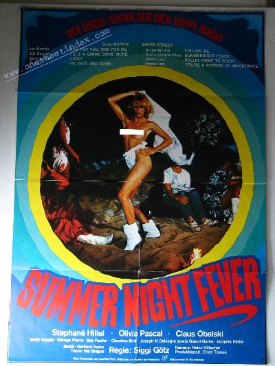 Summer Night Fever