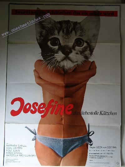 Josefine das liebstolle Katzchen