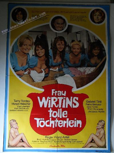 Frau Wirtins Tolle Tochterlein