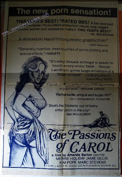 Passions of Carol