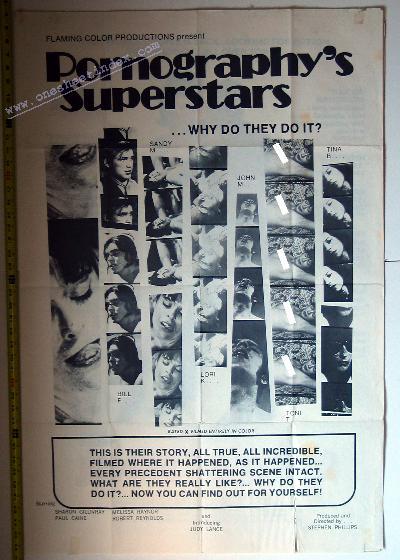 Pornography's Superstars