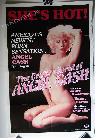 Erotic World of Angel Cash