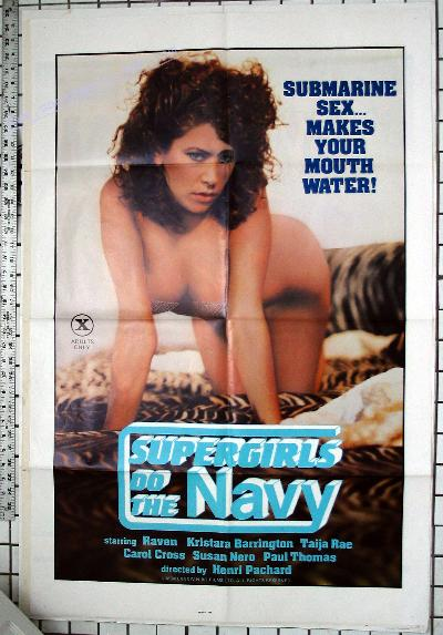 Supergirls Do the Navy