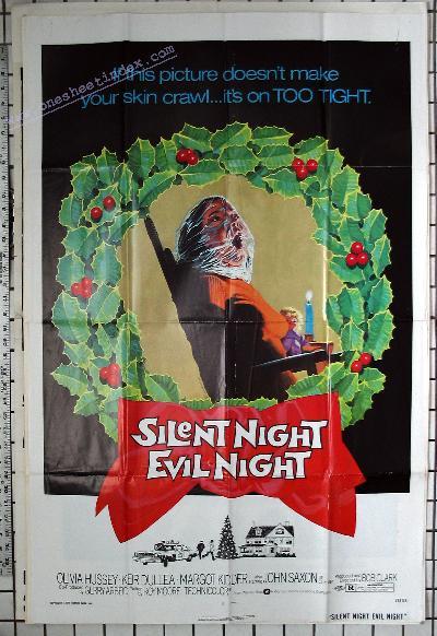 Silent Night Evil Night