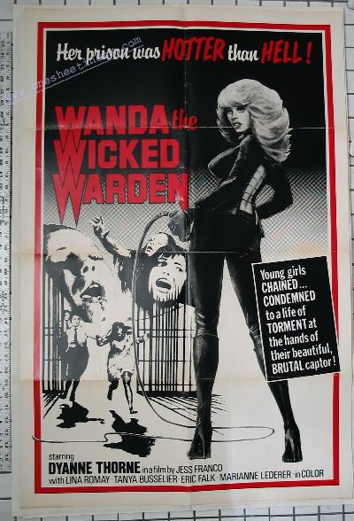 Wanda the Wicked Warden