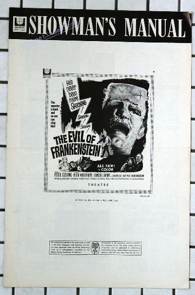Frankenstein 3: Evil of Frankenstein