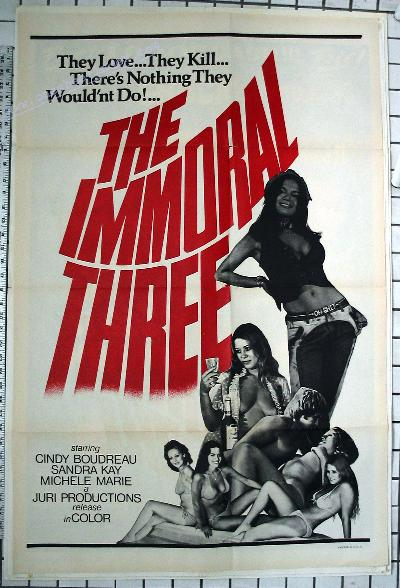 Immoral Three
