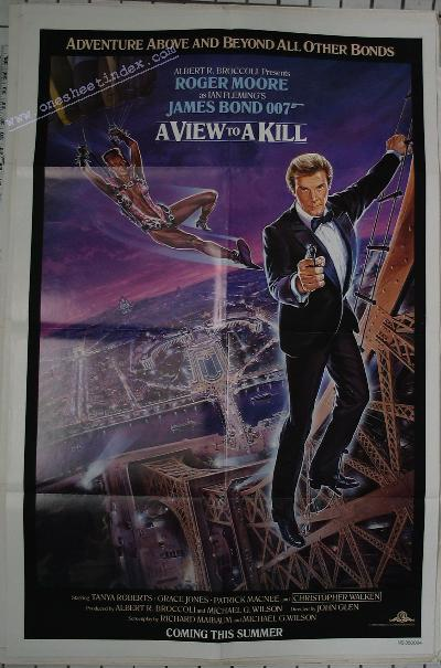 James Bond: View to a Kill