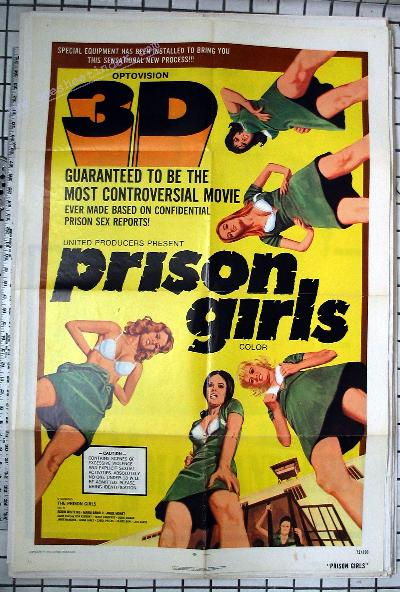 Prison Girls 3D