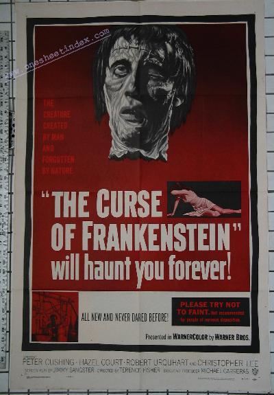 Frankenstein 1: Curse of Frankenstein
