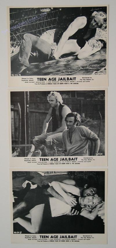 Teen-Age Jailbait