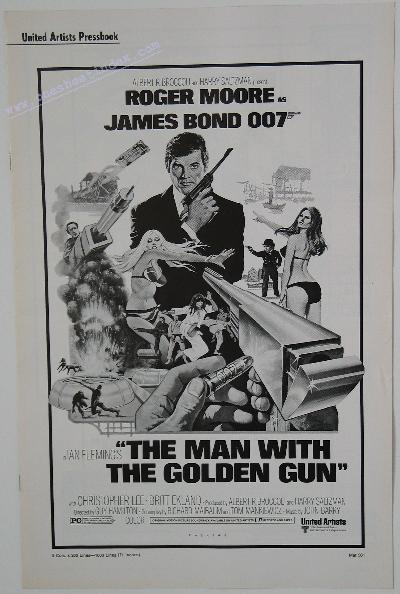 James Bond: Man with the Golden Gun